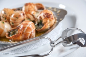 Escargots a la Bourguignon