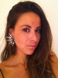 Pino Garcia earrings