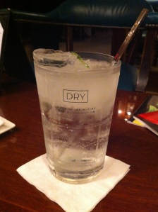 My amazing gin tonic